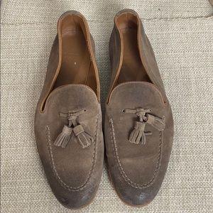 Doucal's tassel loafer